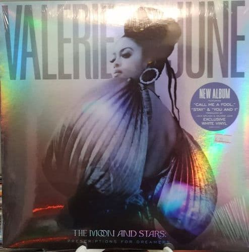 Valerie June<br>The Moon And Stars: Prescriptions For Dreamers<br>LP, White